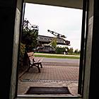 Durch die Hintertür