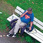 Keine Gefahr für Superman