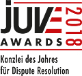 JuveAwards2018 Logo Dispute Resolution