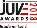 JuveAwards2018 Logo Gründerzeit