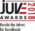 JuveAwards2018 Logo Kartellrecht