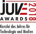JuveAwards2018 Logo Technologie und Medien