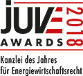JuveAwards2018 Logo Energiewirtschaftsrecht