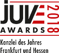 JuveAwards2018 Logo Frankfurt & Hessen