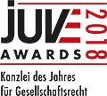 JuveAwards2018 Logo Gesellschaftsrecht