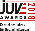 JuveAwards2018 Logo Gesundheitswesen