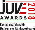 JuveAwards2018 Logo Marken- & Wettbewerbsrecht