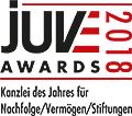 JuveAwards2018 Logo Nachfolge Vermögen Stiftungen