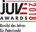 JuveAwards2018 Logo Patentrecht