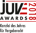 JuveAwards2018 Logo Vergaberecht