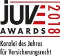 JuveAwards2018 Logo Versicherungsrecht