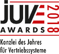 JuveAwards2018 Logo Vertriebssysteme