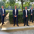 Dirk Spalthoff, Ingo Soßna, Sascha Schöben, Stefan Sigulla