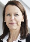Portraitaufnahme von  Astrid Meyer-Hetling