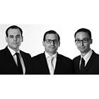 Dr. Marc Winstel, Dr. Hannes Kern, Dr. Thomas Würtenberger (v.l.)
