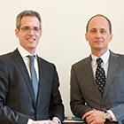 von links: Florian Arnold, Andreas Eder