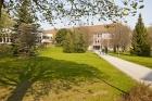 Erfurt: Campus der Universität.