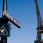 Endspurt nach Paris