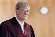 Niemals im Keller: Die wissenschaftlichen Mitarbeiter von BGH-Anwalt Reiner Hall treten auch nach außen in Erscheinung. Selbstverständlich ist das nicht.