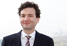 Associate adé: Matthias Santelmann von WilmerHale wechselte in den of-Counsel- Status, weil sich sein Angestelltenverhältnis nicht mit der Weisungsunabhängigkeit eines Notars vertrug.