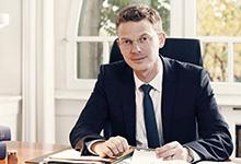 Jüngster BGH-Anwalt: Noch mit 41 Jahren war Thomas Winter selbst wissenschaftlicher Mitarbeiter. Heute ist der 42-Jährige Partner der BGH-Kanzlei Krämer Winter.