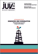 Unternehmen spezial: Ausgabe 2/2015 von JUVE Rechtsmarkt.