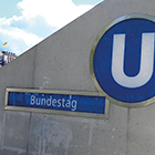 Bundestag U-Bahn-Station