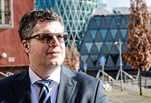 Teamleiter bei internen Untersuchungen: Christian Schoop von DLA Piper