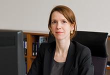 MJur aus Oxford: Friederike von Türckheim, Hengeler Mueller.