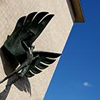 Ikarus-Statue