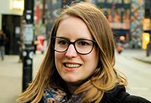 Die Schweiz war nur zweite Wahl: Carolin Schlösser studierte am Graduate Institute in Genf.