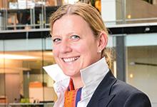 Vertrauen ist alles: Auf Empfehlung stieg Susanne Thonemann-Micker bei S&P Söffing ein.