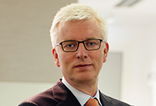 Kritisch gegenüber dem Status des Salary-Partners: Dr. Ralf Thaeter von Herbert Smith Freehills.