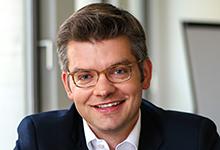Marketing mit Vorträgen: Wendelstein-Partner Dr. Matthias Budde.