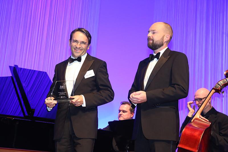 Foto JUVE Awards 2015 Kanzlei des Jahres Österreich