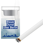 Blauer Dunst über Berlin