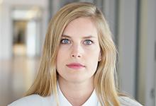 Mit Begeisterung bei der Sache: Antonia Wegener von Hengeler Mueller hat schon so manche Due Diligence erlebt.