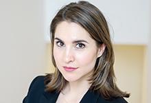Associate mit Due-Diligence-Erfahrung: Mandana Bahrampour von Hengeler Mueller.