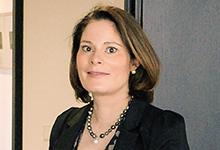 Teilzeit kommt für sie nicht in Betracht: Anne Grewlich ist Partnerin bei Ashurst.