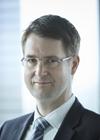 Portraitaufnahme von Dr. Helge Hirschberger