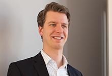 Micha-Manuel Bues - Jurist, Blogger und Geschäftsführer des Legal-Tech-Unternehmens Leverton.