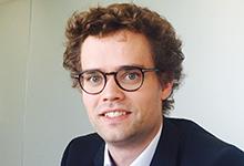 Hoher Lernfaktor: Oliver Moench profitiert von seiner Anwaltsstation.