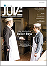 Cover für JUVE Magazin Heft März/April 2020