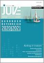 Cover für JUVE Magazin Heft September/Oktober 2021