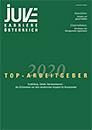 Cover für JUVE Magazin Sonderausgabe: JUVE Karriere Österreich 2020