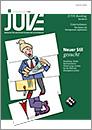Cover für JUVE Magazin Heft November/Dezember 2020