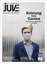 Cover für JUVE Rechtsmarkt Heft 01/2021