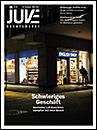 Cover für JUVE Rechtsmarkt Heft 03/2021