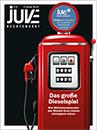 Cover für JUVE Rechtsmarkt Heft 05/2021