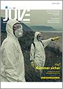 Cover für JUVE Magazin Heft Mai/Juni 2021
